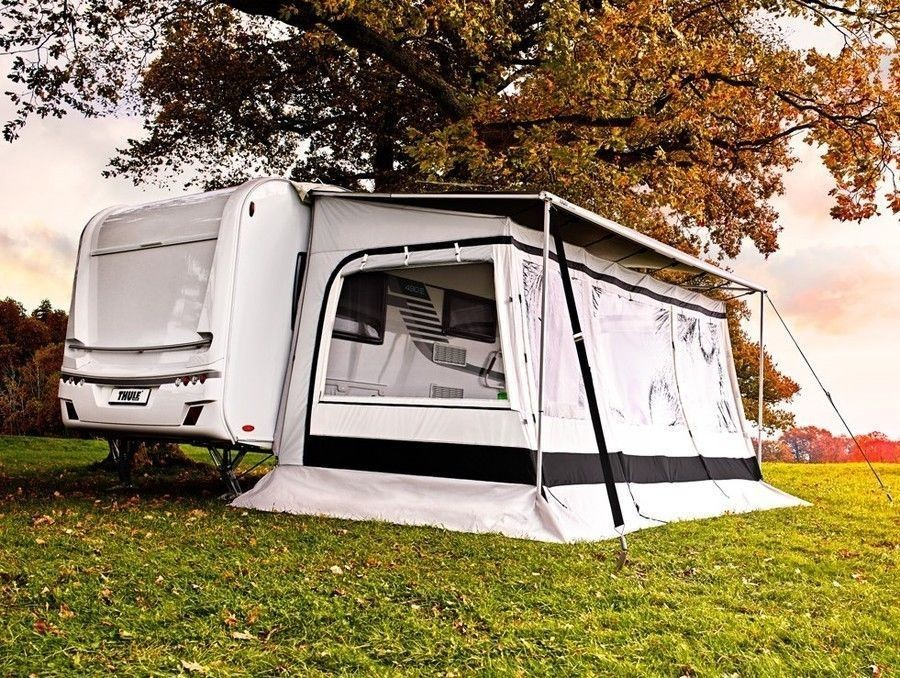 3 1m Thule Easylink Annexe For 3 5m Fiamma F45 Awning