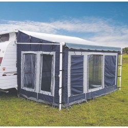 Coast Rv Side Sunscreen Privacy End Wall For Roll Out