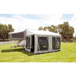 12 ft Jayco Bag Awning and Canvas Walls Package