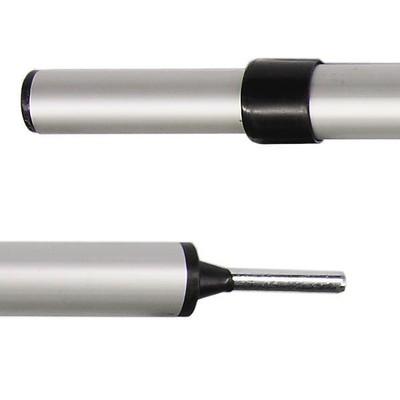 Aluminium Tent Pole Twist Lock Clip End X 4