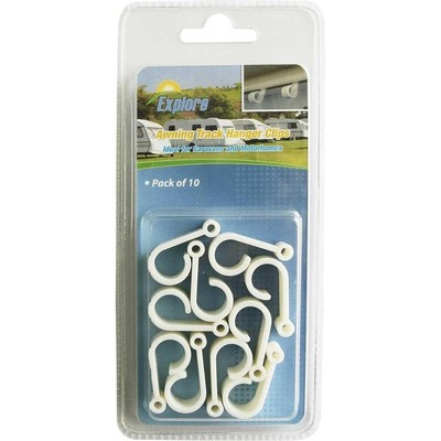 Explore Awning Track Hanger Clips