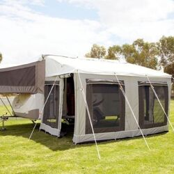 Model Caravan Awnings And Annexes Tailgate Annexes Camper Trailers Canopies