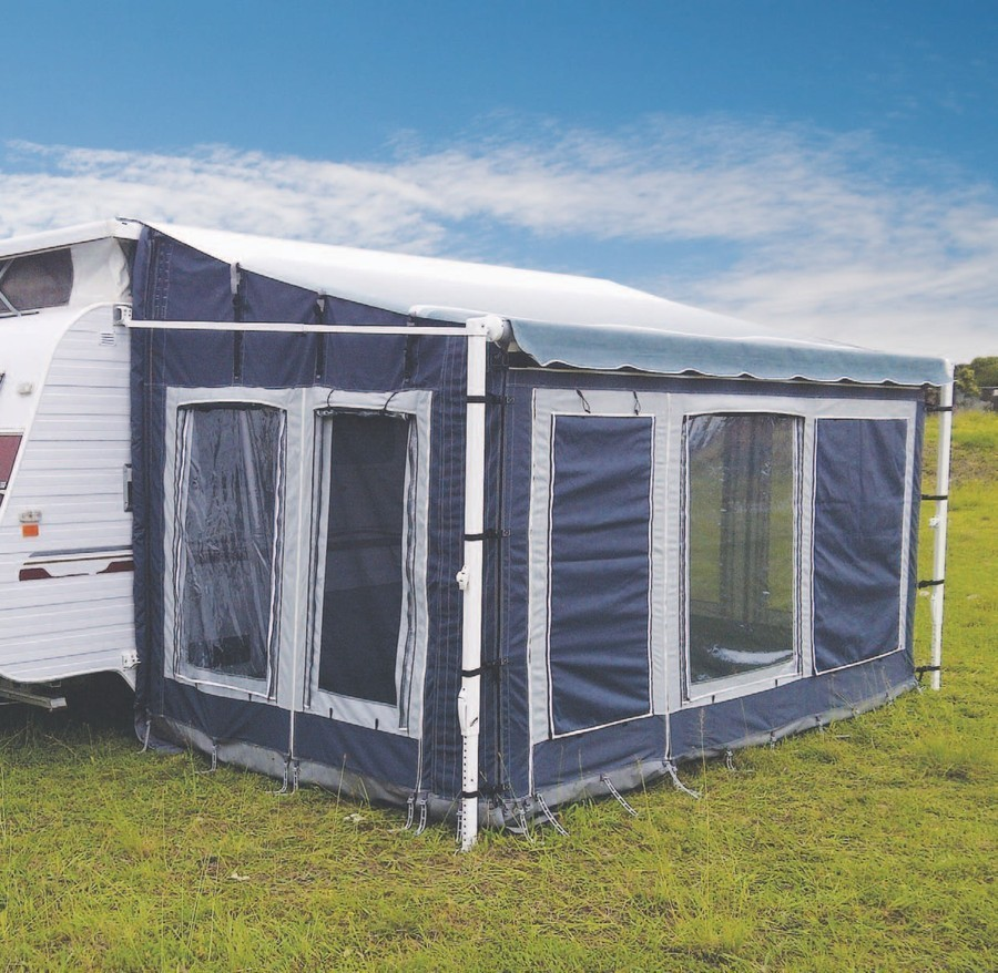 Coast Caravan Annexe Wall Kit For 17 Rollout Awning From