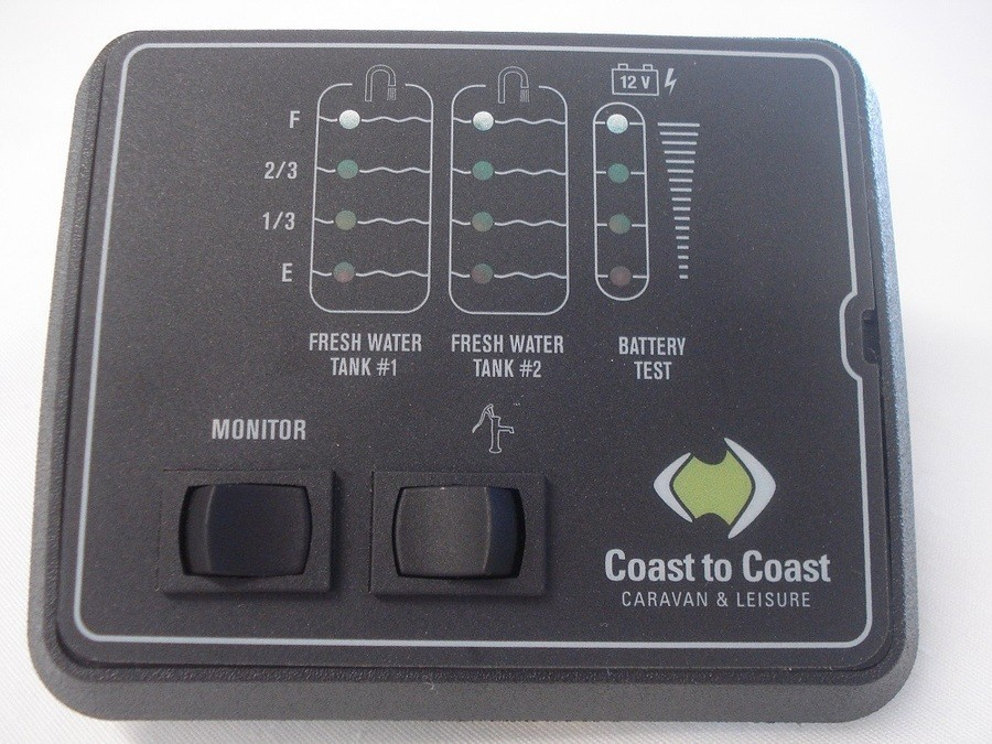 Coast JRV Water Tank Monitor