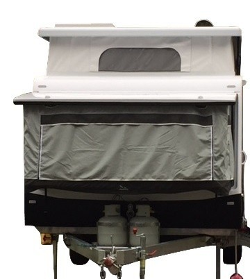 Jayco Expanda Storm Cover (Front End)