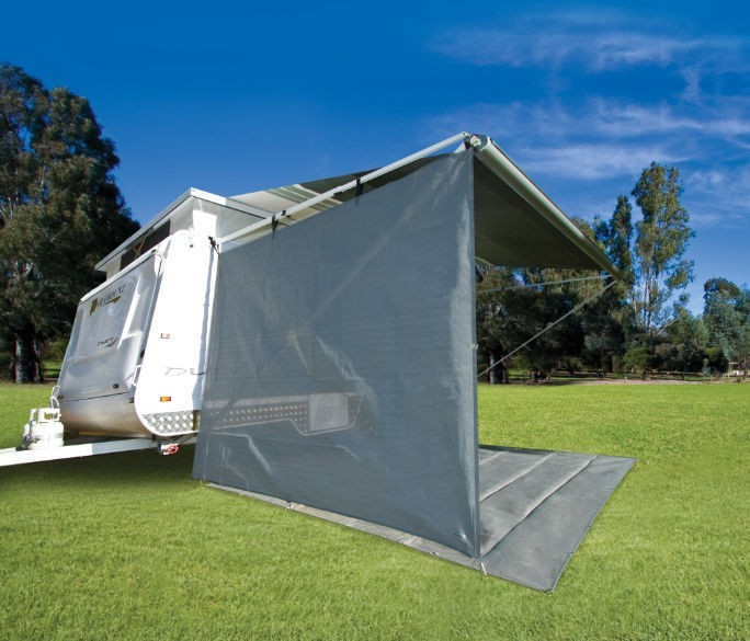 CGear Pop Top Caravan End Drop / Privacy Screen End Wall ...