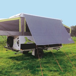 3.4m Coast Camper Kitchen Sunscreen