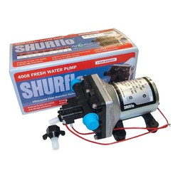 Shurflo 12V 4009 Fresh Water Pump - Retail Box