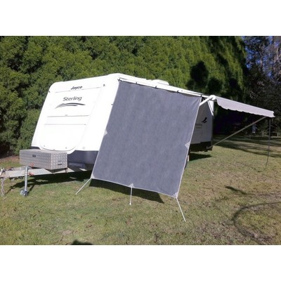 Supex Caravan End Wall