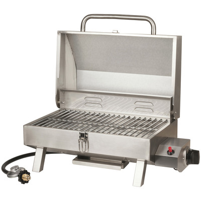 Portable Gas BBQ (201 Grade Stainless Steel)